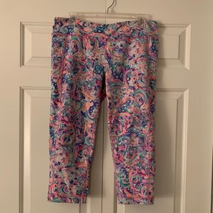 Lily Pulitzer cropped legging